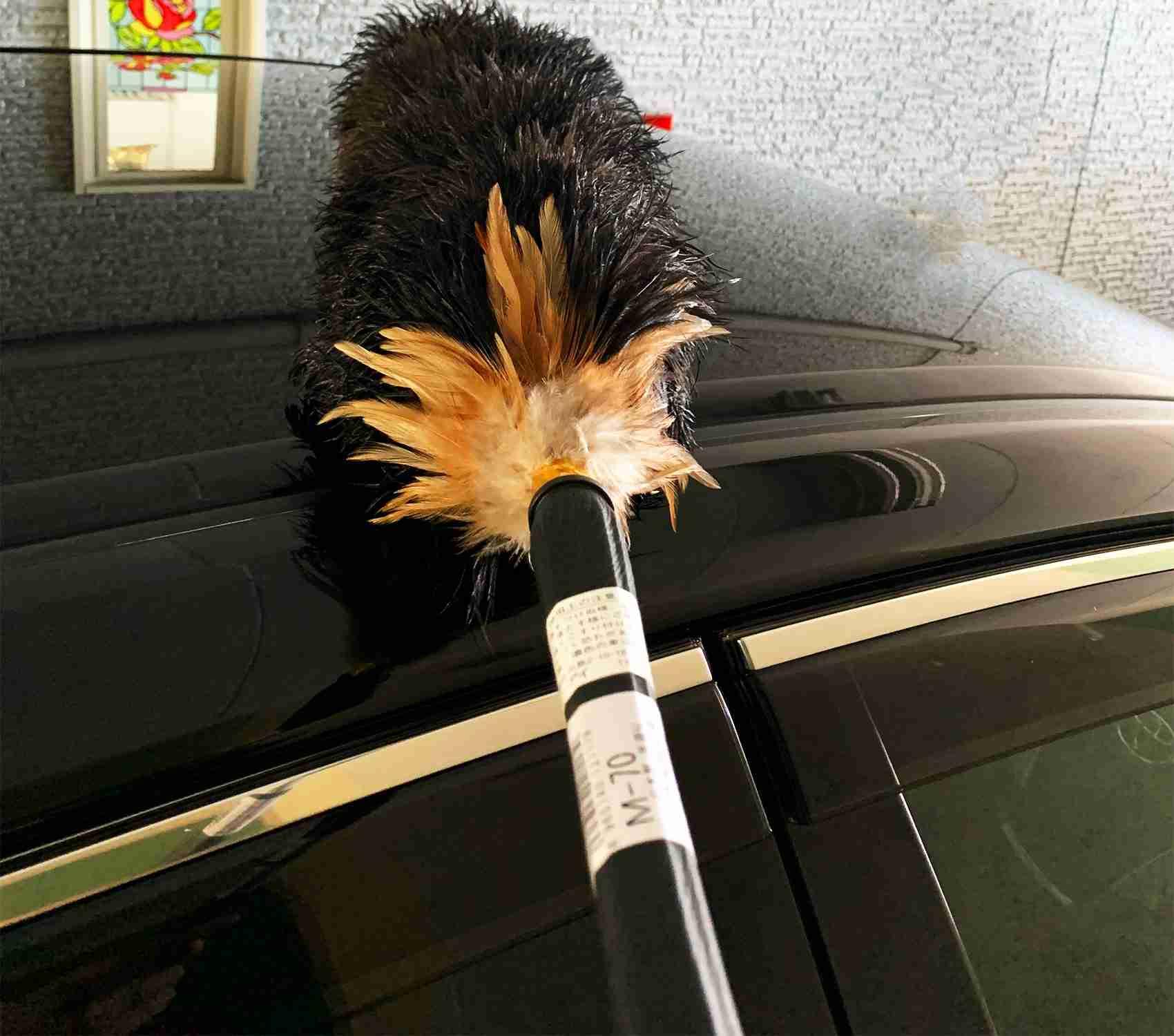 車用の毛ばたきをご紹介!傷をつけない上手な使い方とおすすめの選び方!