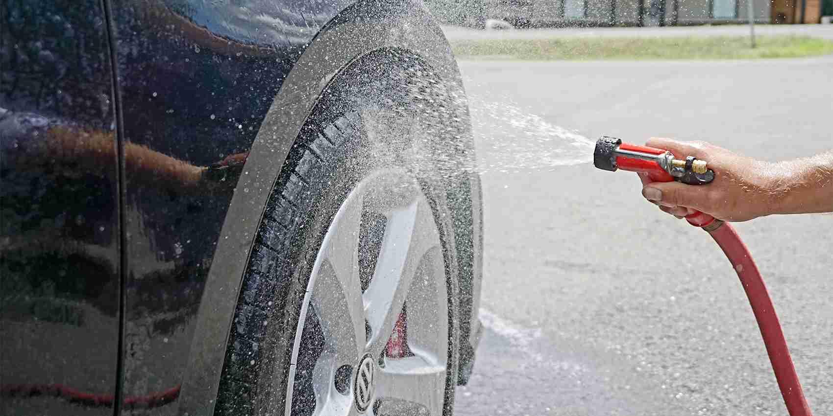 タイヤ洗浄