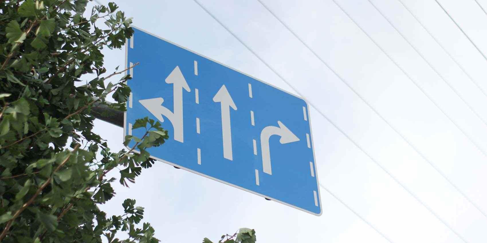 初心者が絶対に覚えるべき標識を厳選!交通事故や違反を未然に防ごう